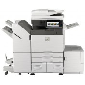 Sharp MX-4071 - 5 papierladen - finisher